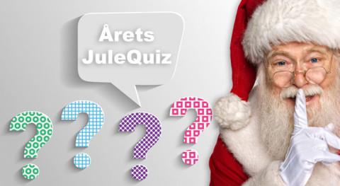 Årets JuleQuiz – Test din viden om julen